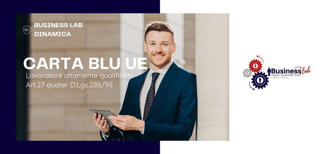 carta blu ue lavoratore qualificato